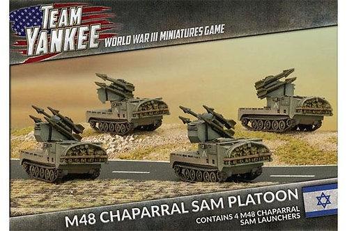 Team Yankee Oil War - M48 Chaparral SAM Platoon