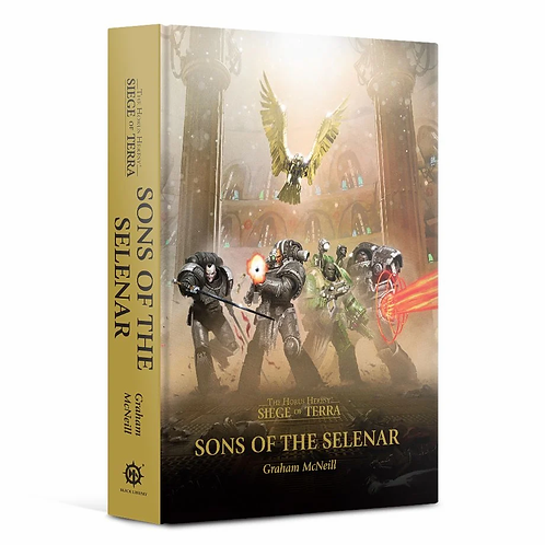 Sons of the Selenar (Hardback)