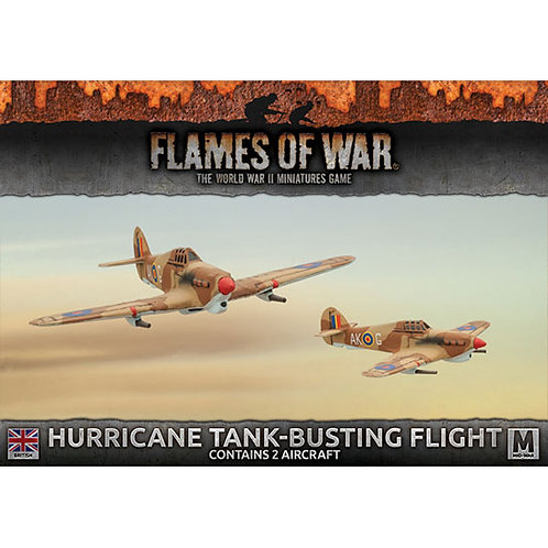 Flames Of War - Hurricane Tank-Busting Flight