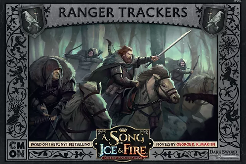 A Song Of Ice And Fire: Night's Watch Ranger Trackers Expansion