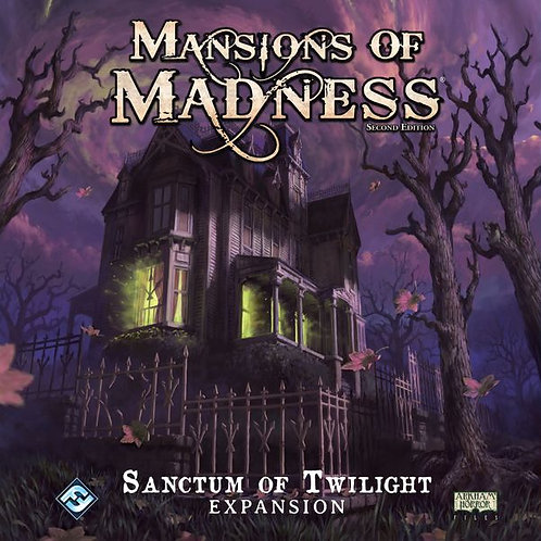 Mansions of Madness (2nd Edition) : Sanctum of Twilight Expansion
