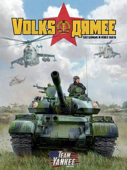 Team Yankee - Volksarmee Supplement