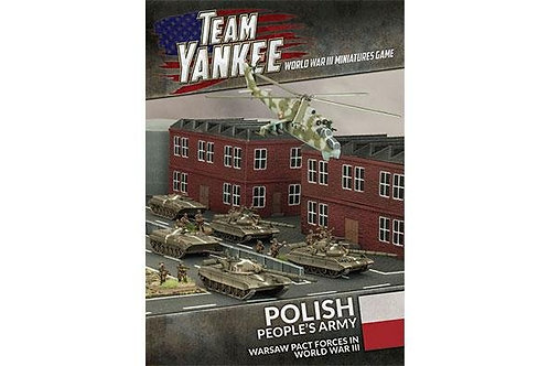 Team Yankee - Polish People's Army Supplement