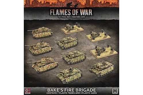 Flames Of War - Bäke's Fire Brigade