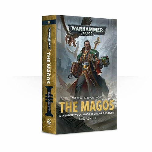 The Magos: Book 4 (Paperback)