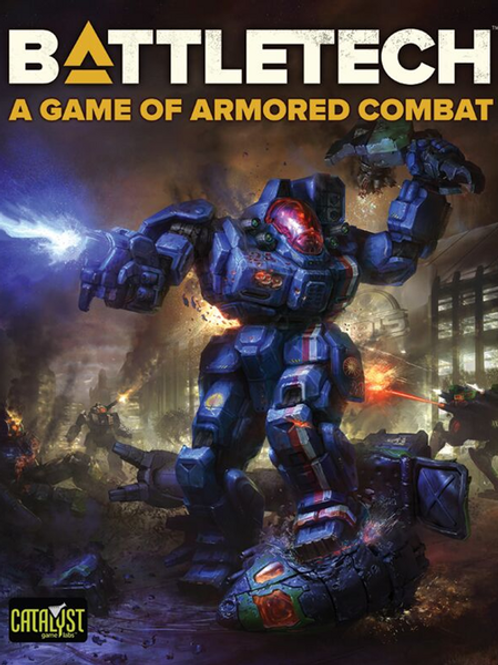 Battletech : A Game Of Armored Combat