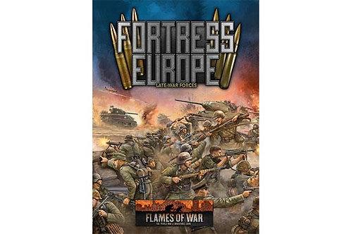 Flames Of War - Fortress Europe Supplement