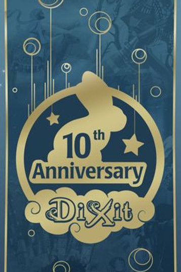 Dixit: 10th Anniversary Expansion #9