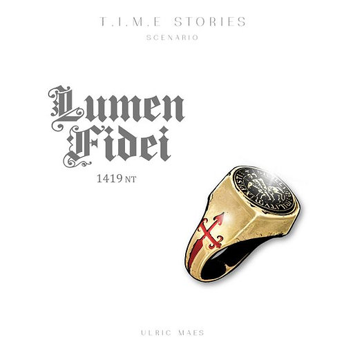 TIME Stories: Lumen Fidei Case Expansion