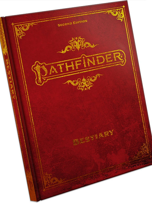 Pathfinder RPG: Bestiary Special Edition Hardcover (P2)