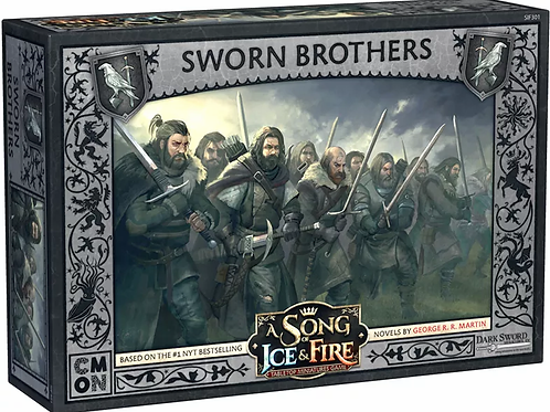 A Song Of Ice And Fire: Night's Watch Sworn Brothers Expansion