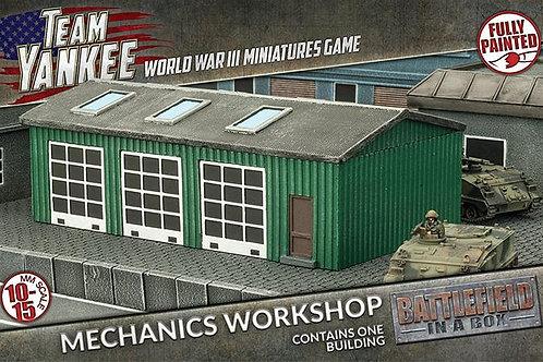 Team Yankee - Mechanics Workshop