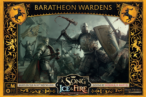 A Song Of Ice And Fire: Baratheon Wardens Expansion