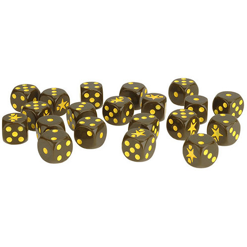 Flames Of War - Fighting First Dice