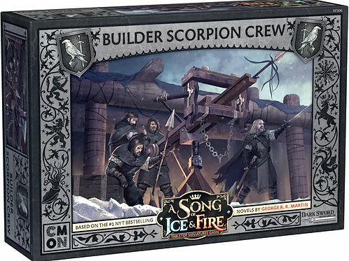 A Song Of Ice And Fire: Night's Watch Builder Scorpion Crew Expansion