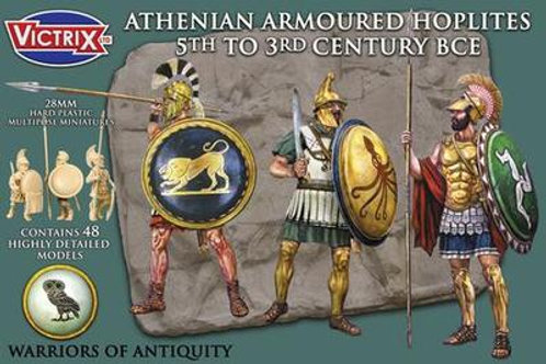 VICTRIX - 28mm Athenian Armoured Hoplites 5th to 3rd Century BCE