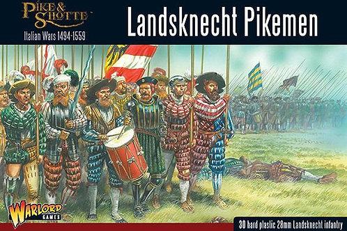 Landsknechts Pikemen