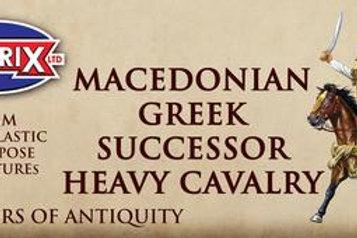 VICTRIX - 28mm Macedonian Greek Successor Heavy Cavalry