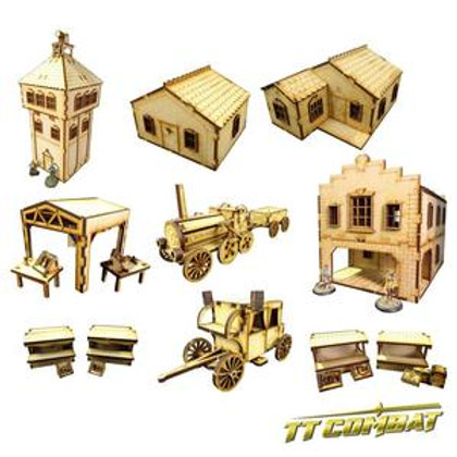 Town Set 1