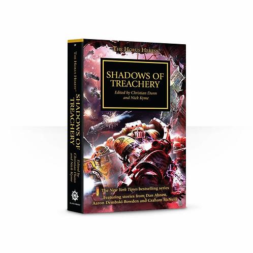 Shadows of Treachery: Book 22 (Paperback)