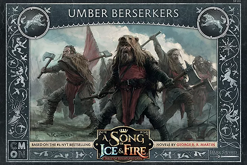 A Song Of Ice And Fire: Umber Berserkers Expansion