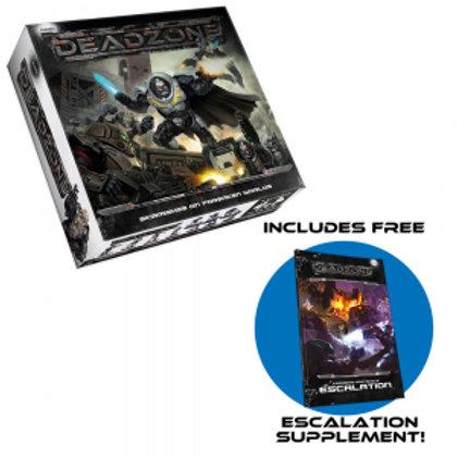 Deadzone 2nd Edition Starter