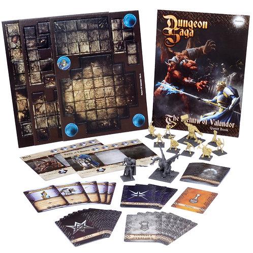 Dungeon Saga: The Return of Valandor Expansion