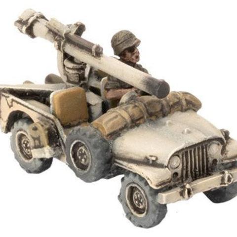 Team Yankee Oil War - Iranian Anti-Tank Jeep Group