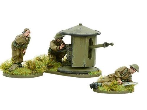 British Home Guard Smith Gun