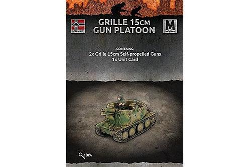 Flames Of War - Grille 15cm Gun Platoon