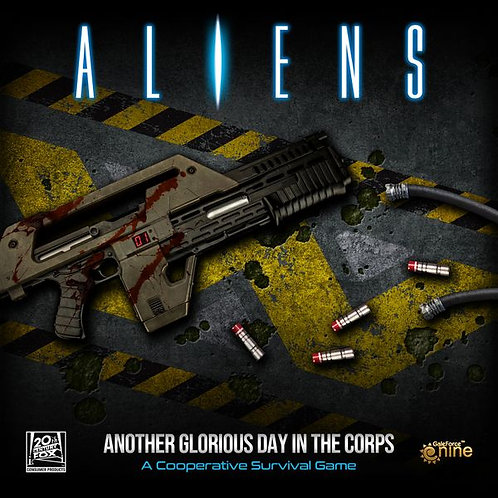 Aliens: Another Glorious Day in the Corps (A Cooperative Survival Game)