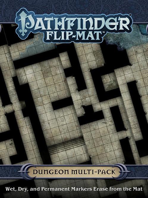 Pathfinder RPG: Dungeon Multi-Pack Flip-Mat