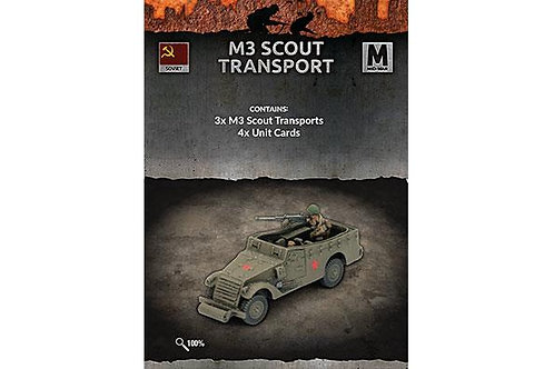 Flames Of War - M3 Scout Transport [SU205]