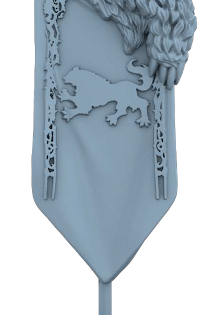 A Song Of Ice And Fire: Stark Deluxe Activation Banner Expansion