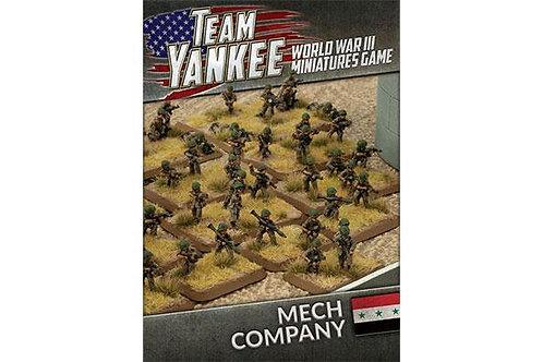 Team Yankee Oil War - Iraqi Mech Company