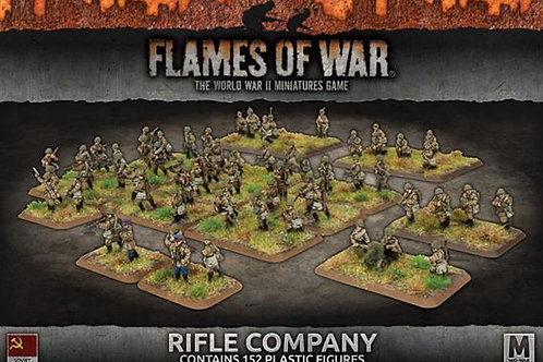 Flames Of War - Rifle Company [SBX50]
