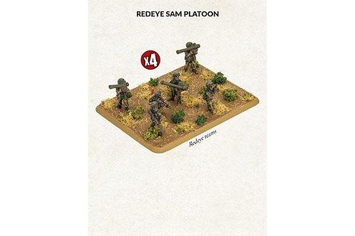 Team Yankee Oil War - Israeli Redeye Sam Platoon