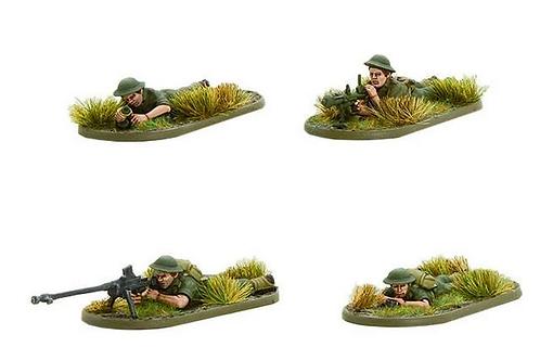 Australian PIAT and anti-tank rifle teams (Pacific)