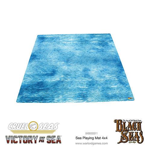 4' x 4' Sea Playmat