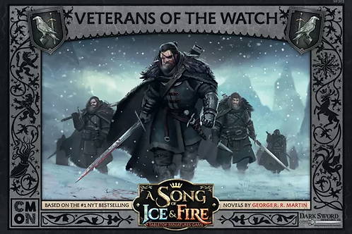A Song Of Ice And Fire: Night's Watch Veterans Of The Watch Expansion