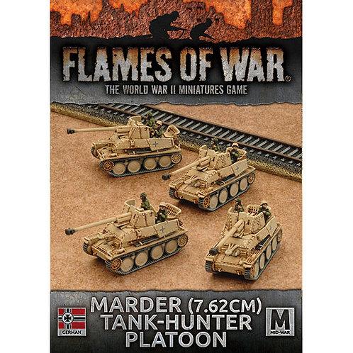 Flames Of War -Marder (7.62cm) Tank-hunter Platoon