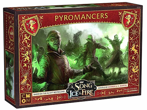 A Song Of Ice And Fire: Lannister Pyromancers Expansion