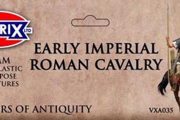 VICTRIX - 28mm Early Imperial Roman Cavalry