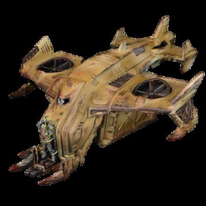 Plague TAD-65 Hornet Dropship