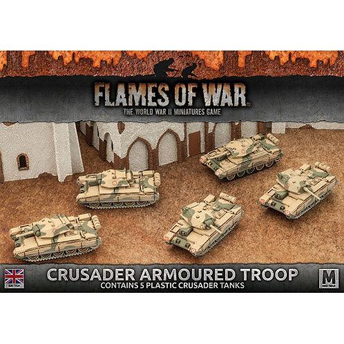 Flames Of War - Crusader Armoured Troop