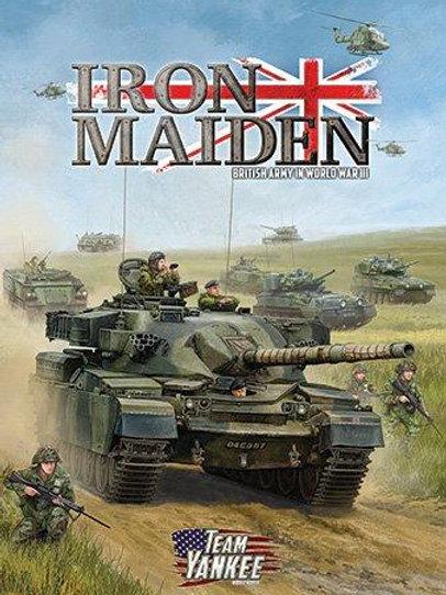 Team Yankee - Iron Maiden Supplement