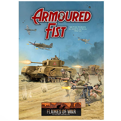 Flames Of War - Armoured Fist Supplement