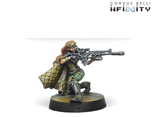 Major Lunah, Ex-Aristeia! Sniper (Viral Sniper Rifle)