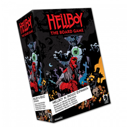 Hellboy The Board Game – Hellboy in Mexico Expansion