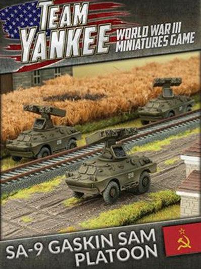 Team Yankee - SA-9 Gaskin SAM Platoon